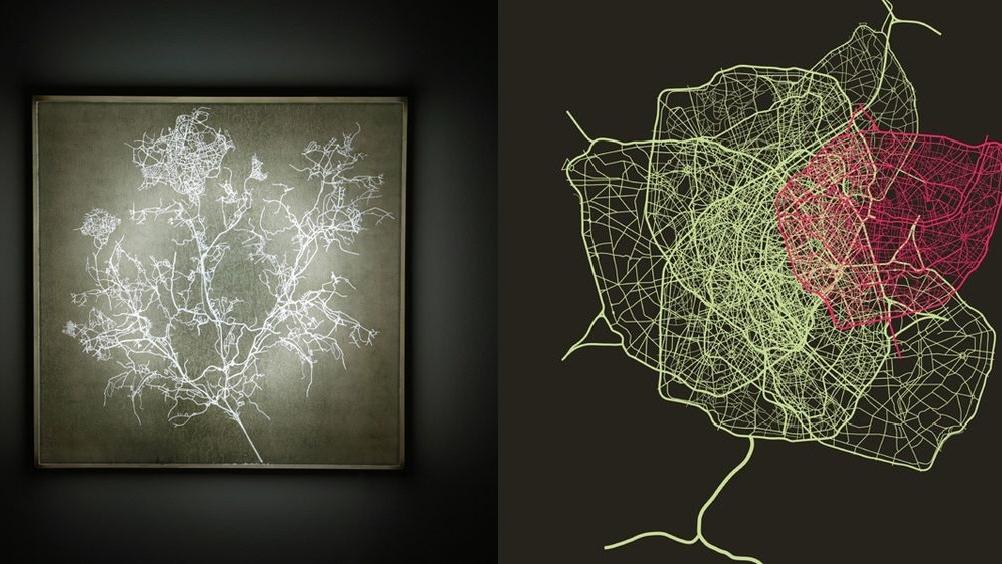 "Lee Jang Sub, 2008 ""Paris Painting"" and ""Rome Lighting"""