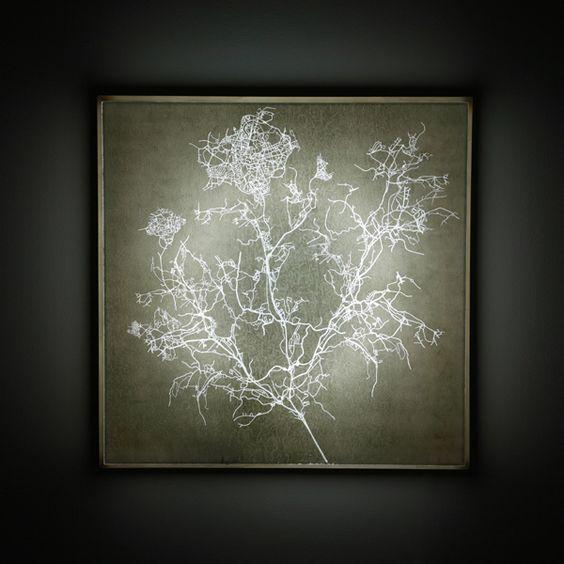 Lee Jang Sub, ComplexCity Lighting - Rome, 2008