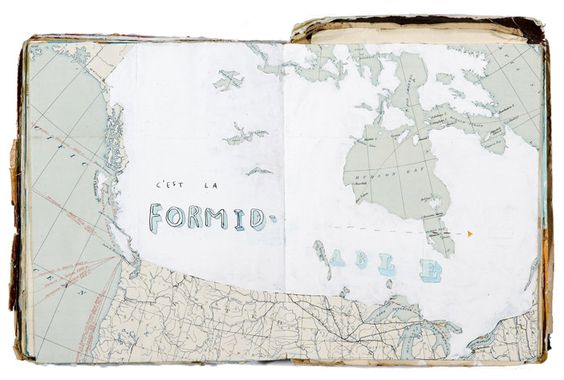 Oliver Jeffers, SKETCH BOOK 2, 2005-2008