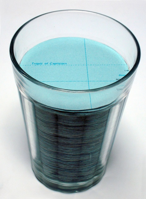 "Fabio Morais, ""Glass of water"", 2008"
