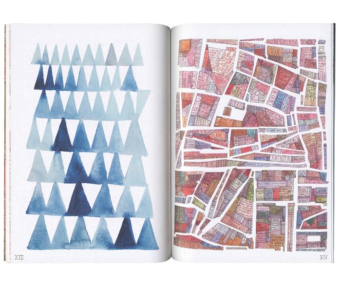 Nigel Peake, Maps, 2008