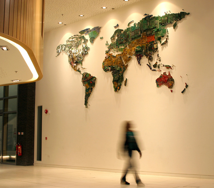 Susan Stockwell, World, Bedfordshire University Student Campus, 2011