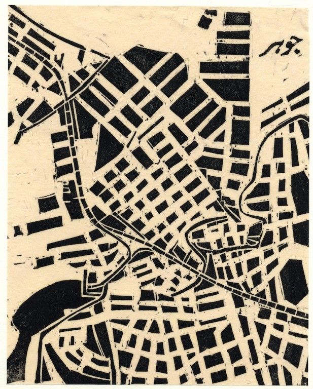Zarina Hashmi, ...these Cities Blotted into the Wilderness, Grozny, 2003